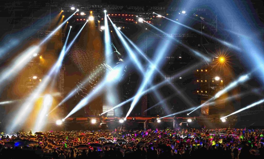 イベント音楽制作のイメージ画像です。